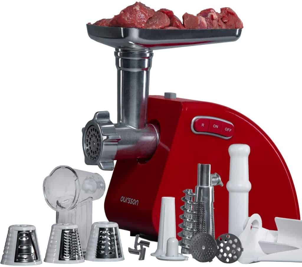 Oursson maquina para picar carne Oursson